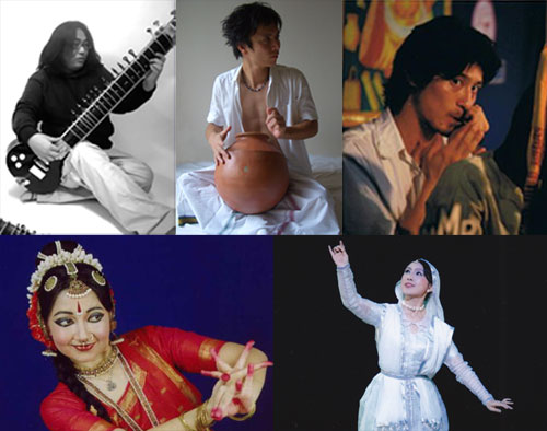 LOVE INDIA THALI ステージライブ!